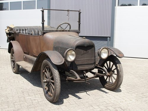 1916 Maxwell Touring Model 25 Barn find! For Sale (picture 5 of 6)