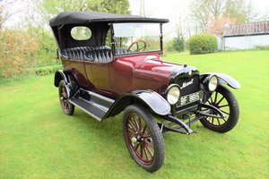 1917 Maxwell 25 Touring Car Convertible For Sale