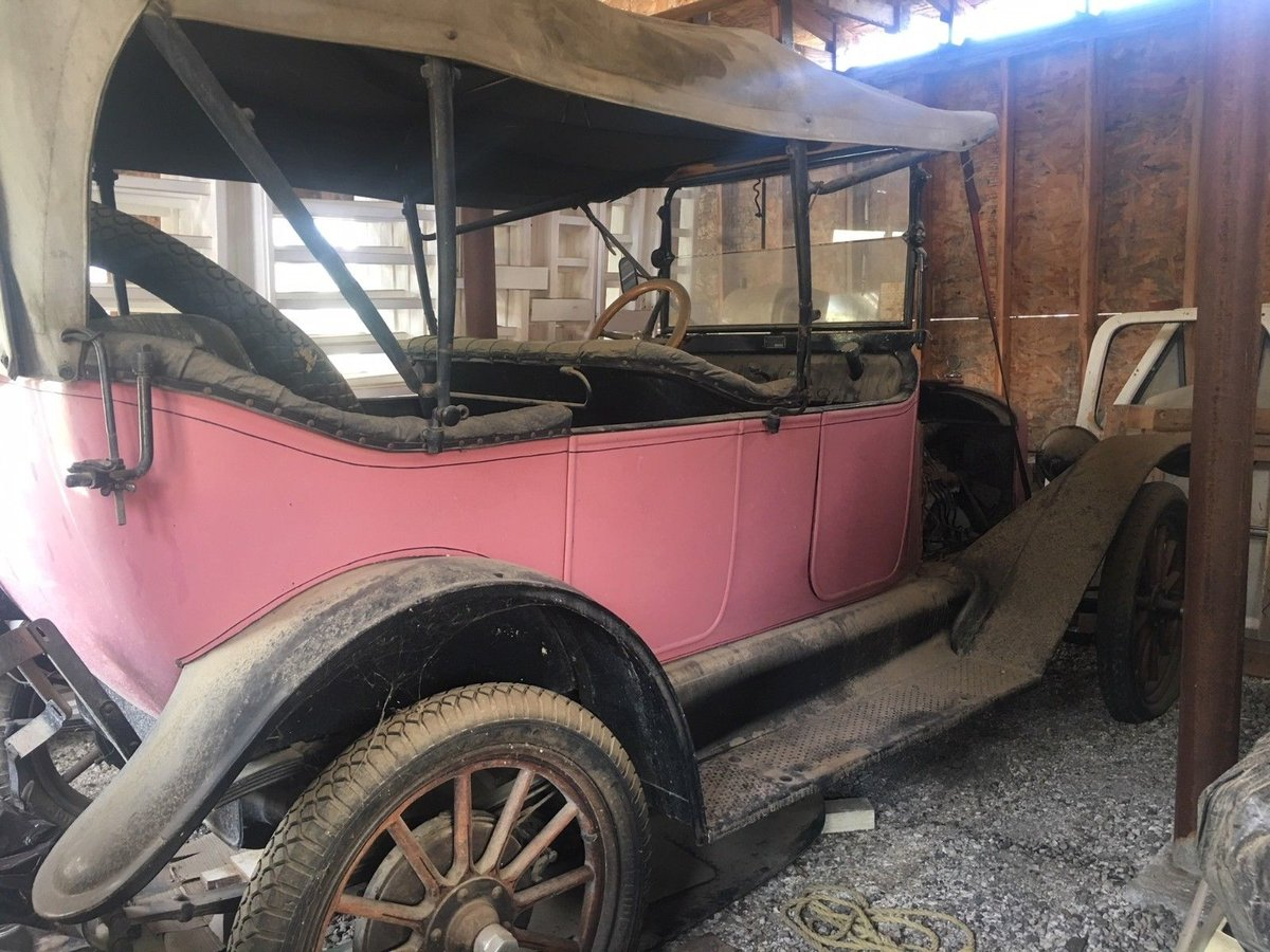 maxwell 1915 model 25 older renovation For Sale (picture 1 of 6)