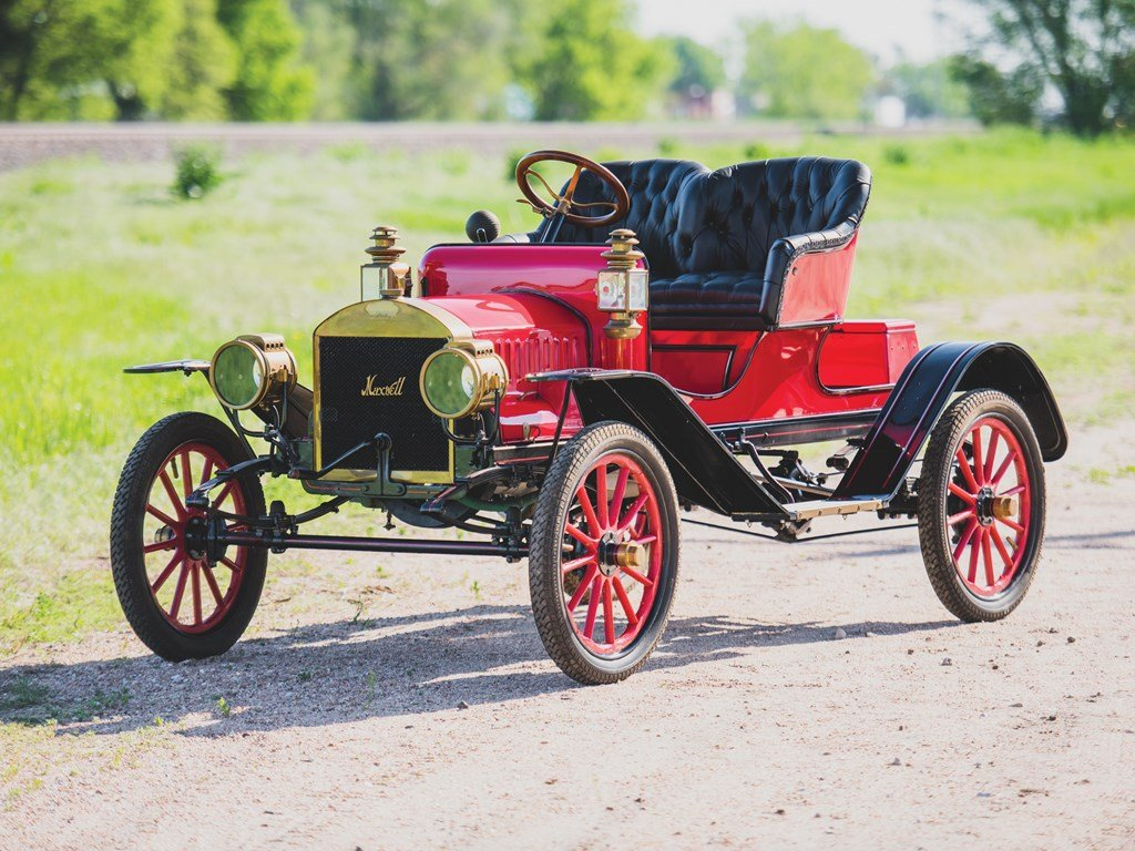 1910 Maxwell Model AA Runabout For Sale by Auction (picture 1 of 6)