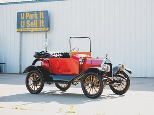 1913 Maxwell Model 22 Roadster For Sale by Auction