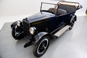 1922 Maxwell 25 Touring Sedan = Rare + Restored $22.9k