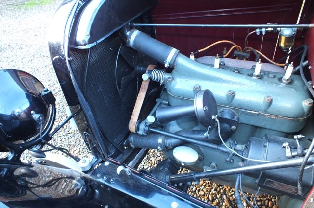 1917 An attractive Maxwell four/five seat touring car For Sale (picture 8 of 8)