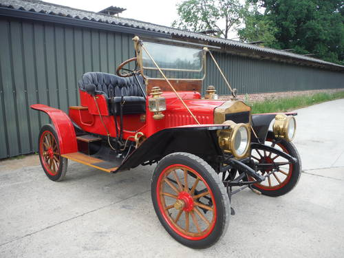 Lovely 1910 Maxwell looking forward to new caretaker... For Sale (picture 2 of 6)