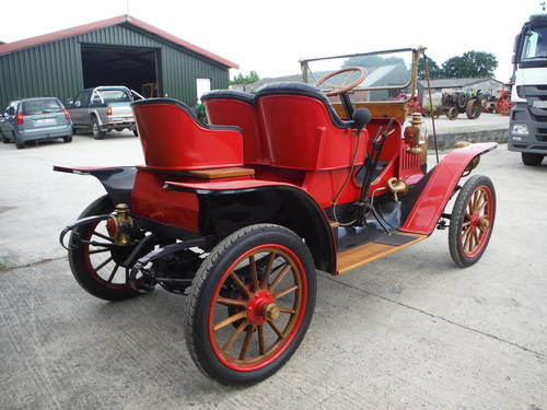 Lovely 1910 Maxwell looking forward to new caretaker... For Sale (picture 3 of 6)