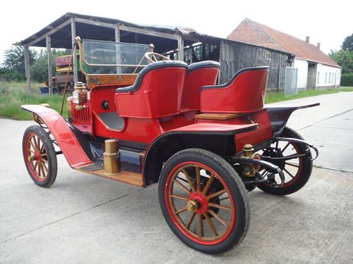 Lovely 1910 Maxwell looking forward to new caretaker... For Sale (picture 4 of 6)
