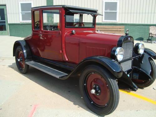 1923 Maxwell 2DR Doctors Coupe For Sale (picture 1 of 6)