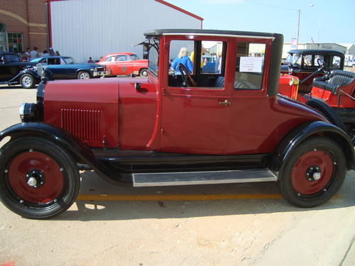 1923 Maxwell 2DR Doctors Coupe For Sale (picture 2 of 6)