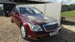 2007 (57) Maybach 57 5.5 4 DOOR AUTO