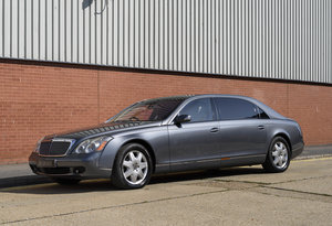 Maybach 62 (RHD)