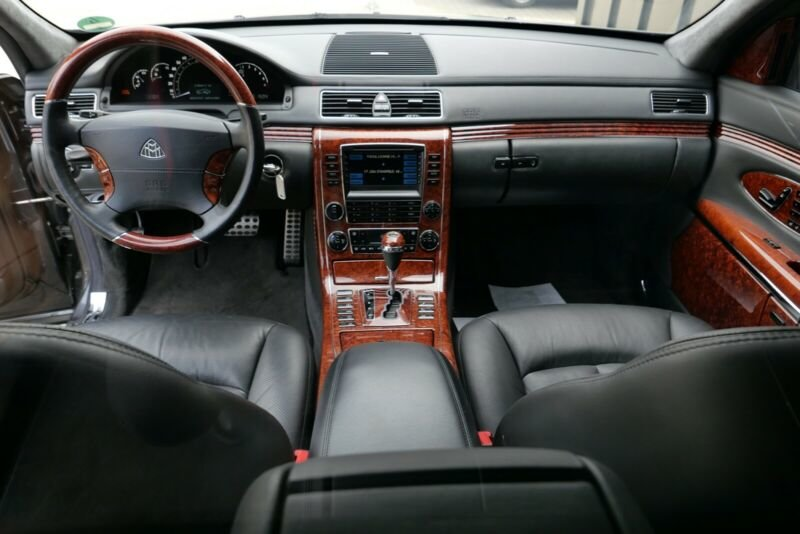 2005 Maybach 62 V12 mit Trennwand For Sale (picture 5 of 6)