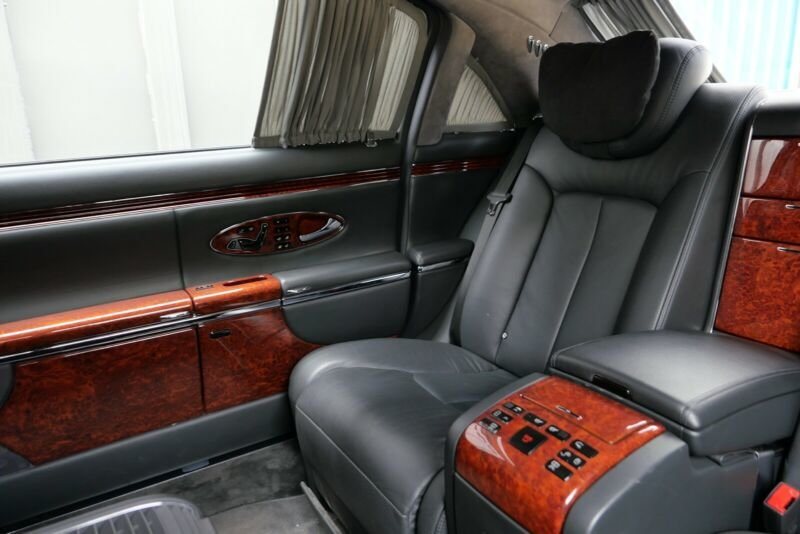 2005 Maybach 62 V12 mit Trennwand For Sale (picture 6 of 6)