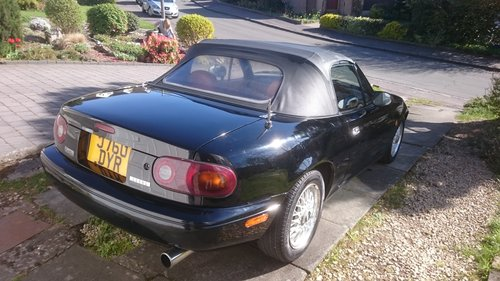 1991 Mazda MX5 Mk1 Eunos Roadster 'V' Special For Sale (picture 3 of 6)