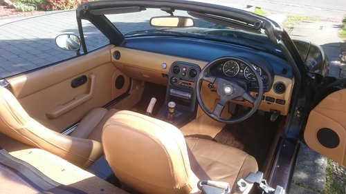 1991 Mazda MX5 Mk1 Eunos Roadster 'V' Special For Sale (picture 4 of 6)