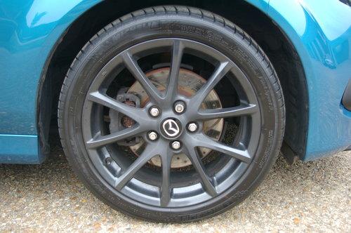 2013 Mazda MX-5 2.0i Sport Graphite Roadster (25,123 miles) SOLD (picture 5 of 6)