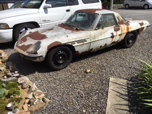 Mazda 1971 Cosmo SportsBarnFind For Sale (picture 1 of 6)