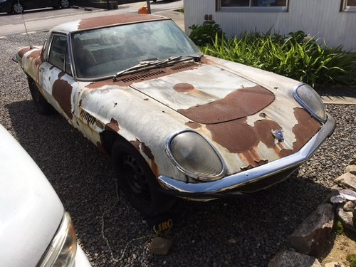 Mazda 1971 Cosmo SportsBarnFind For Sale (picture 2 of 6)