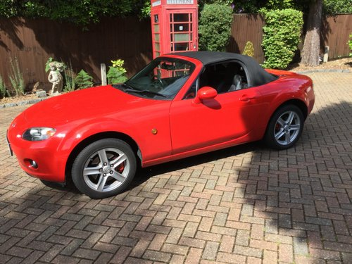 2006 Mazda MX5 Convertible For Sale (picture 3 of 6)