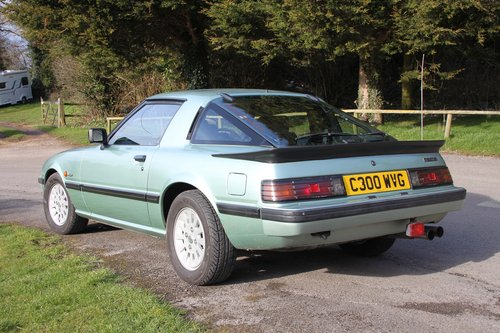 1985 Mazda RX-7 Gen 1 in superb condition. SOLD (picture 2 of 6)