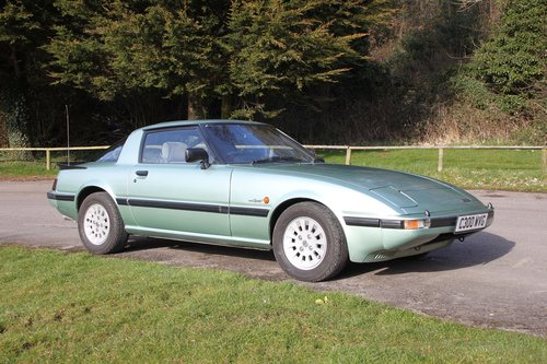 1985 Mazda RX-7 Gen 1 in superb condition. SOLD (picture 3 of 6)