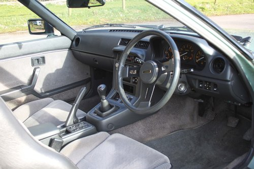 1985 Mazda RX-7 Gen 1 in superb condition. SOLD (picture 4 of 6)