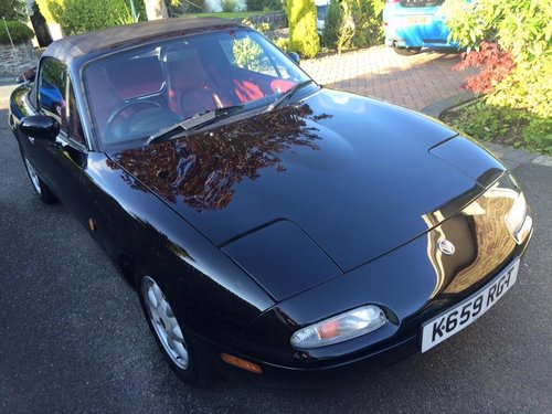 1992 MAZDA MX5 EUNOS ROADSTAR 1.6 For Sale (picture 1 of 6)