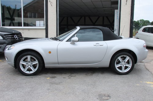 2005 MAZDA MX-5 1.8 I 2DR, 2 Door Convertible SOLD (picture 2 of 6)