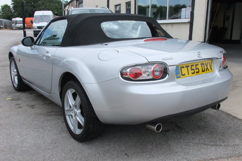 2005 MAZDA MX-5 1.8 I 2DR, 2 Door Convertible SOLD (picture 3 of 6)