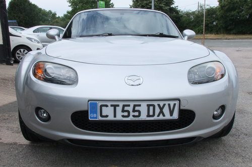 2005 MAZDA MX-5 1.8 I 2DR, 2 Door Convertible SOLD (picture 4 of 6)
