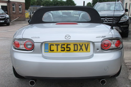 2005 MAZDA MX-5 1.8 I 2DR, 2 Door Convertible SOLD (picture 5 of 6)