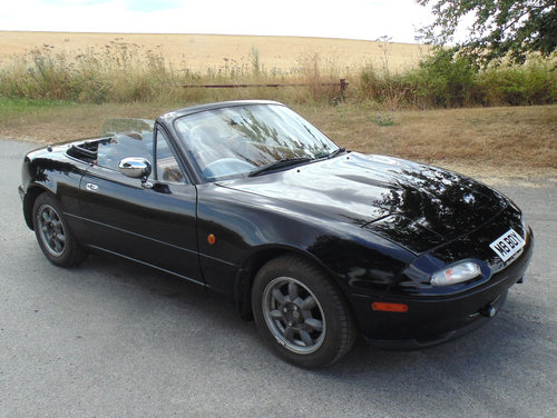 1992 Mazda MX5 Mk1 Eunos SOLD (picture 2 of 6)