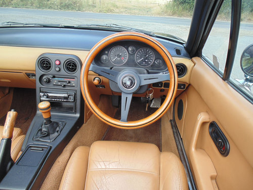 1992 Mazda MX5 Mk1 Eunos SOLD (picture 4 of 6)
