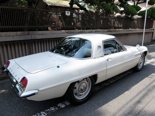 1969 Mazda Cosmo sports series2, in good running condit SOLD (picture 4 of 6)