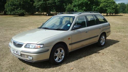 1999 Mazda 626 2.0 Phoenix Estate SOLD (picture 2 of 6)