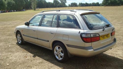1999 Mazda 626 2.0 Phoenix Estate SOLD (picture 3 of 6)
