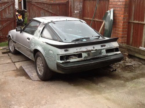 1985 Mazda rx7 series 3 FB fhc For Sale (picture 4 of 6)