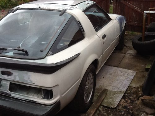 1985 Mazda rx7 series 3 FB fhc For Sale (picture 6 of 6)
