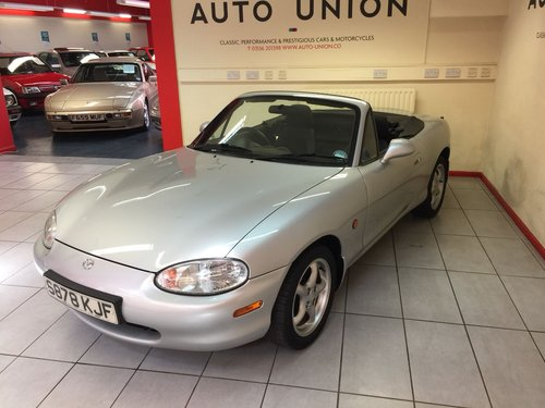 1998 MAZDA MX5 S 1.8i For Sale (picture 2 of 6)