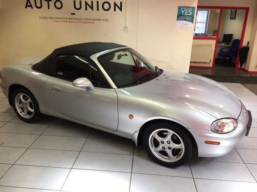 1998 MAZDA MX5 S 1.8i For Sale (picture 4 of 6)