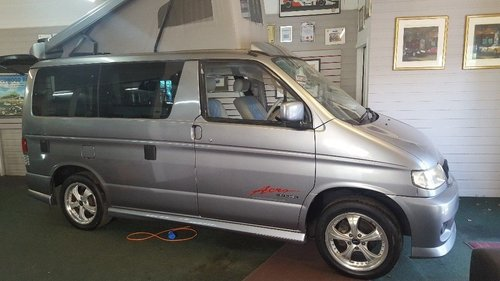 2006 Mazda Bongo Campervan Conversion REDUCED PRICE SOLD (picture 1 of 6)