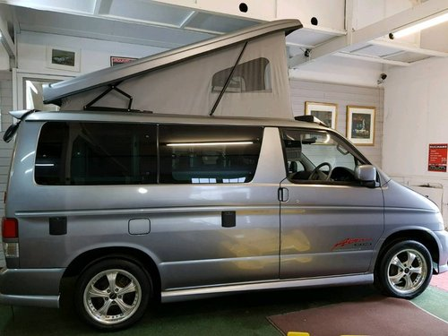 2006 Mazda Bongo Campervan Conversion REDUCED PRICE SOLD (picture 2 of 6)