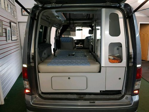 2006 Mazda Bongo Campervan Conversion REDUCED PRICE SOLD (picture 3 of 6)