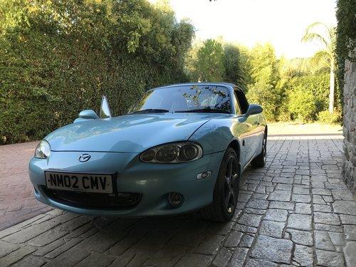2002 Mazda mx5 1.8  vvti For Sale (picture 2 of 6)