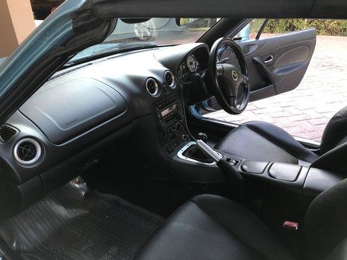 2002 Mazda mx5 1.8  vvti For Sale (picture 4 of 6)