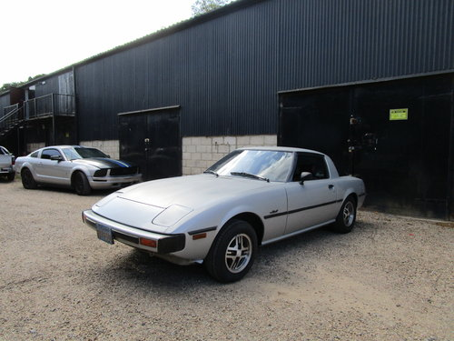MAZDA RX7 1979 LHD 50K MILES  For Sale (picture 3 of 6)