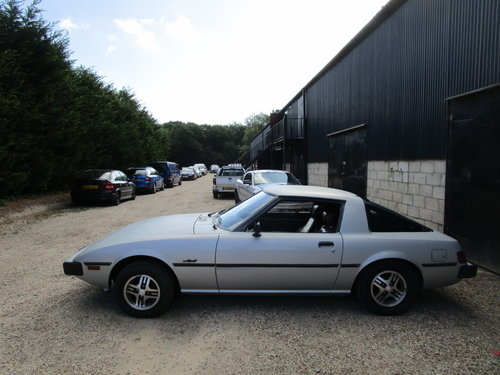 MAZDA RX7 1979 LHD 50K MILES  For Sale (picture 4 of 6)