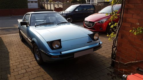 Mazda RX7 FB 1983 Rotary RWD 2+2 SOLD (picture 1 of 1)