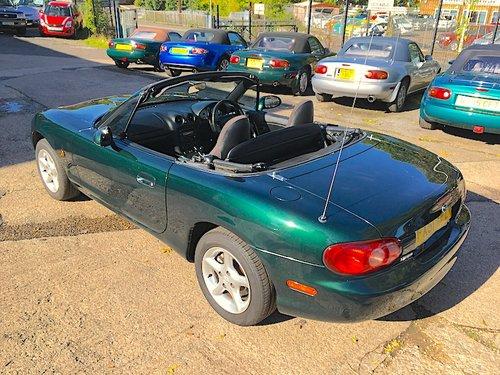 2001 Mazda MX-5 Mk2.5 1.6 SOLD (picture 3 of 6)