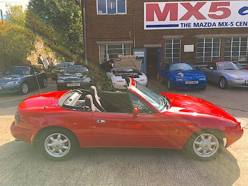 1990 Mazda Eunos Mk1 1.6 SOLD (picture 4 of 6)