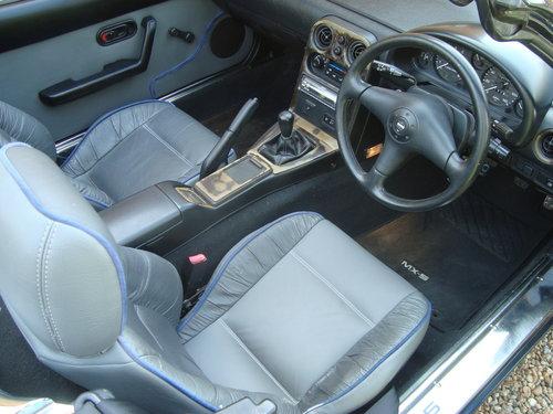 1997 Mazda MX5 Mk1 !.8i Dakar.47,700 miles.  For Sale (picture 3 of 6)